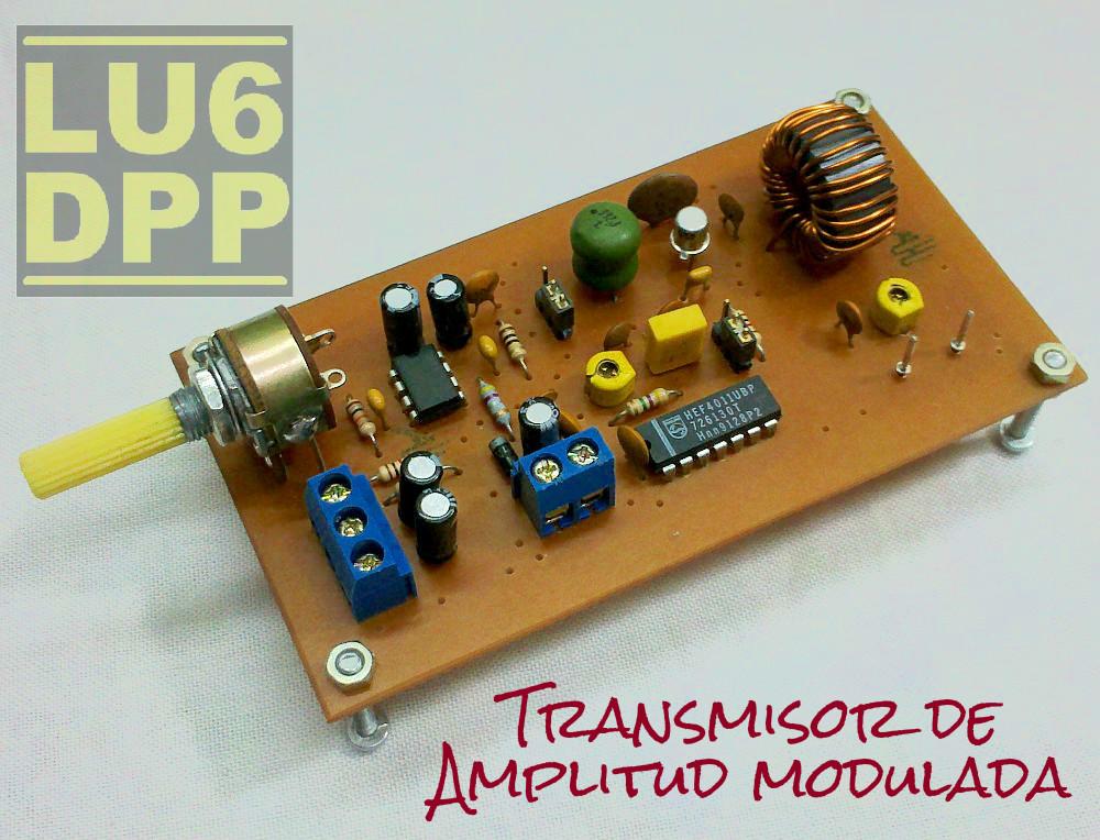 Transmisor de Amplitud Modulada
