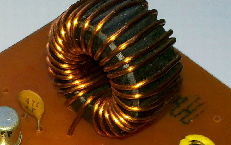 Inductor L2
