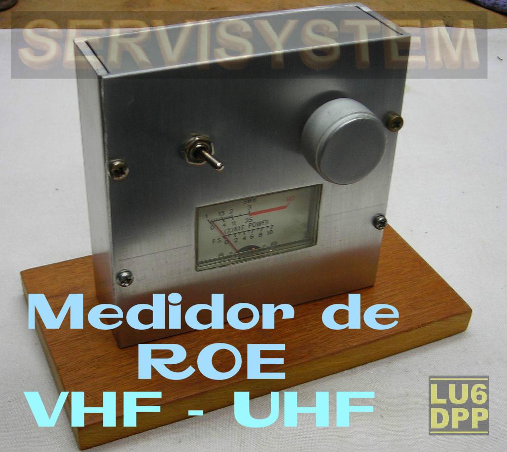 Medidor de ROE SWR