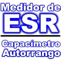 Servisystem - ESR Meter