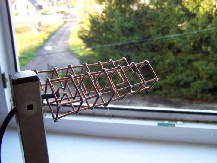 Приемная антенна для wifi своими руками